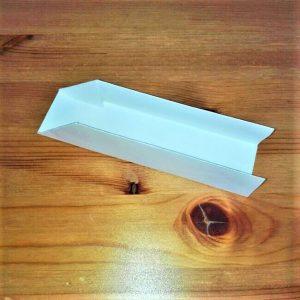 8 折り紙【新幹線こだま500系】立体の簡単な作り方