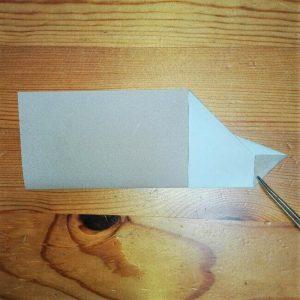 9折り紙【新幹線のぞみ700系】の簡単な折り方|子供と作ろう!