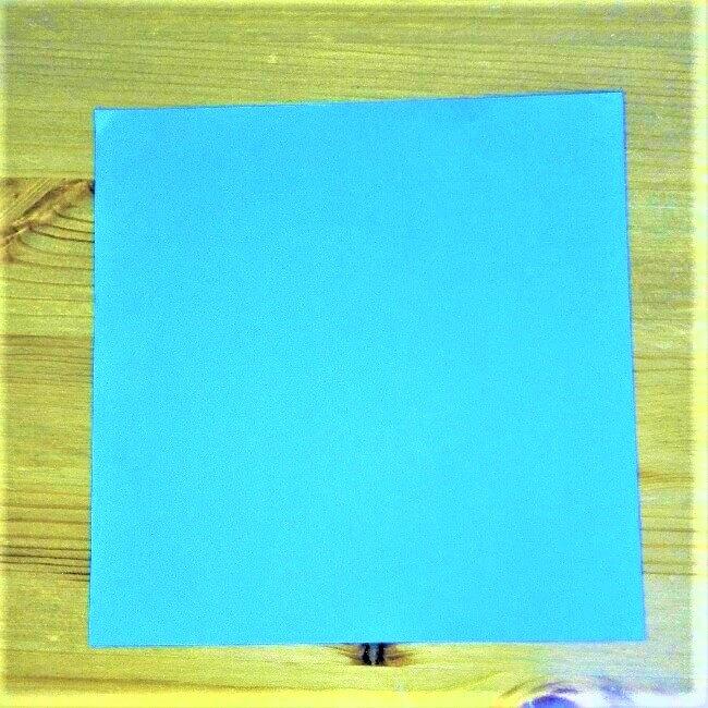 9 折り紙【新幹線こだま500系】立体の簡単な作り方