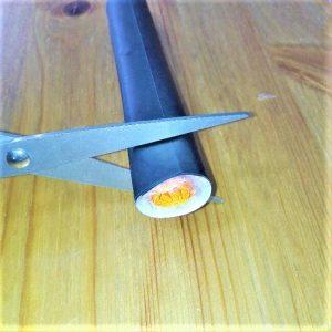 10折り紙【巻き寿司】の簡単な作り方 |子供と一緒に楽しもう!