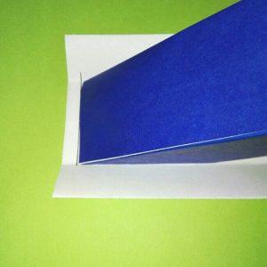 10折り紙新幹線【E4系】立体の簡単なな折り方|子供もにこにこ!