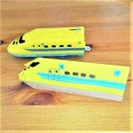 折り紙新幹線【ドクターイエロー】の折り方|簡単です!
