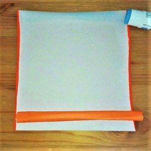 4折り紙【巻き寿司】の簡単な作り方 |子供と一緒に楽しもう!