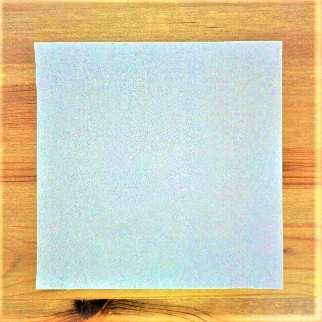 5折り紙新幹線【ドクターイエロー】の折り方|簡単です!