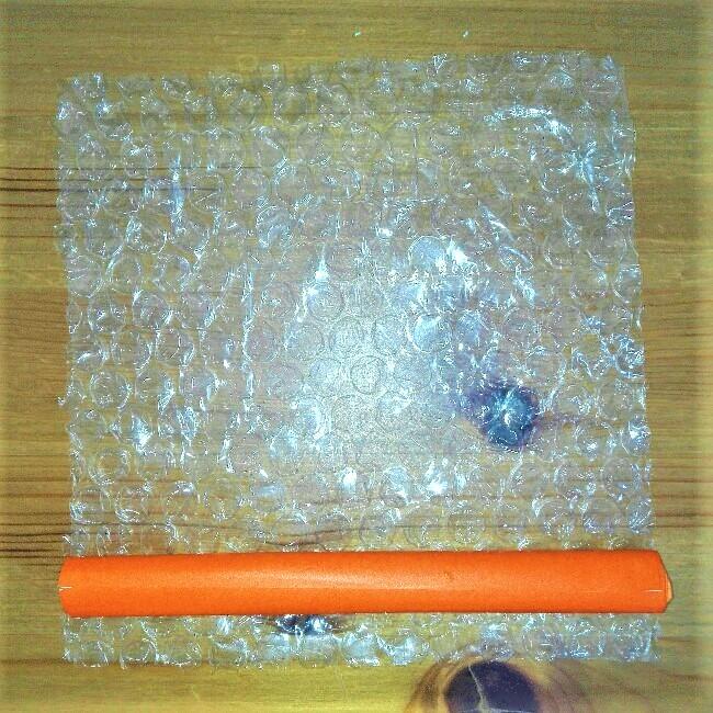 6折り紙【巻き寿司】の簡単な作り方 |子供と一緒に楽しもう!