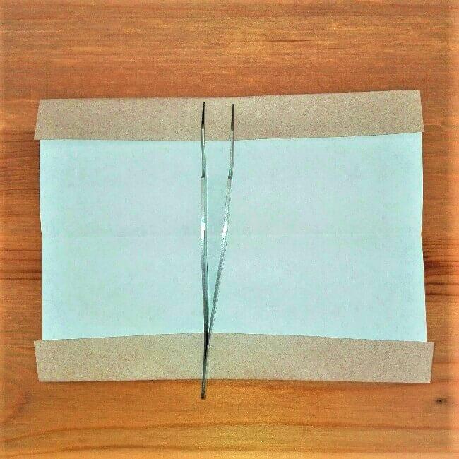 6折り紙新幹線【ドクターイエロー】の折り方|簡単です!