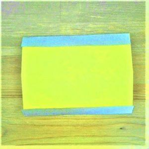 8折り紙新幹線【ドクターイエロー】の折り方|簡単です!