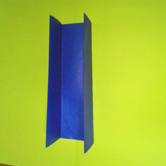 8折り紙新幹線【E4系】立体の簡単なな折り方|子供もにこにこ!