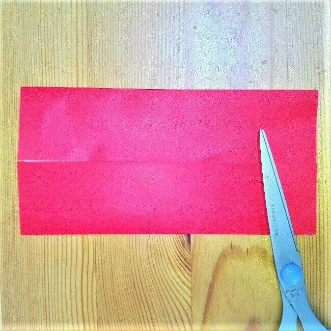 折り紙の折り方+消防車 12