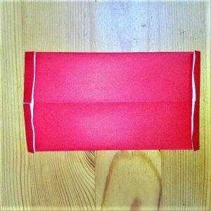 折り紙の折り方+消防車 13