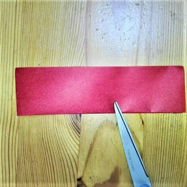 折り紙の折り方+消防車 14