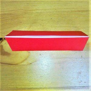 折り紙の折り方+消防車 15