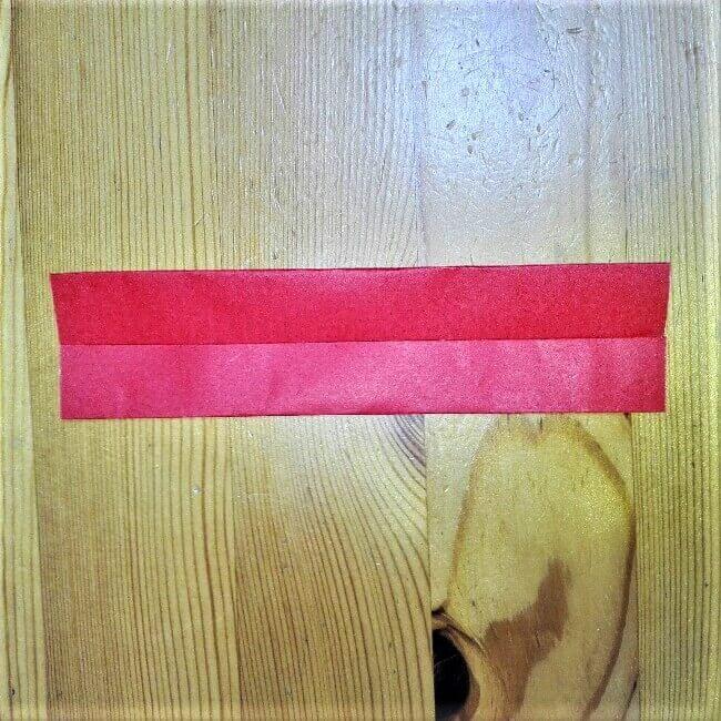 折り紙の折り方+消防車 4