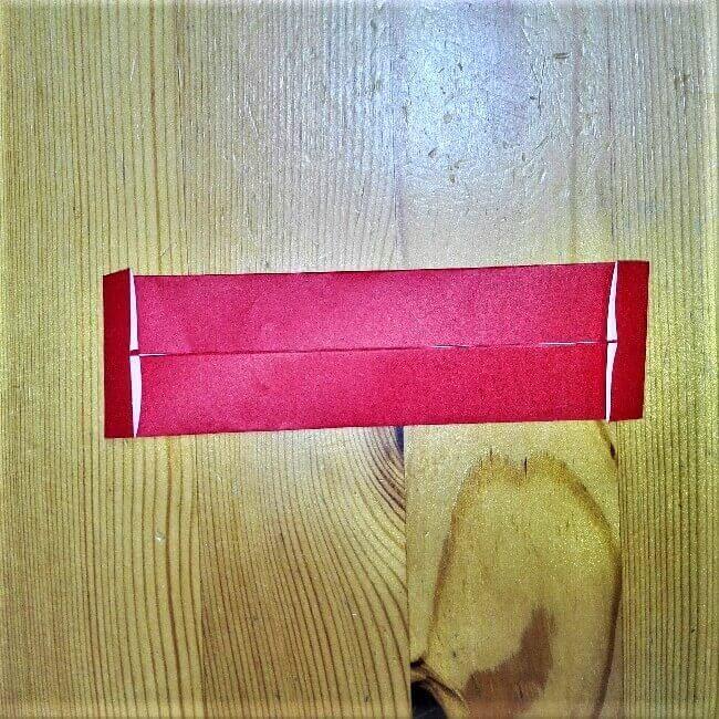 折り紙の折り方+消防車 5