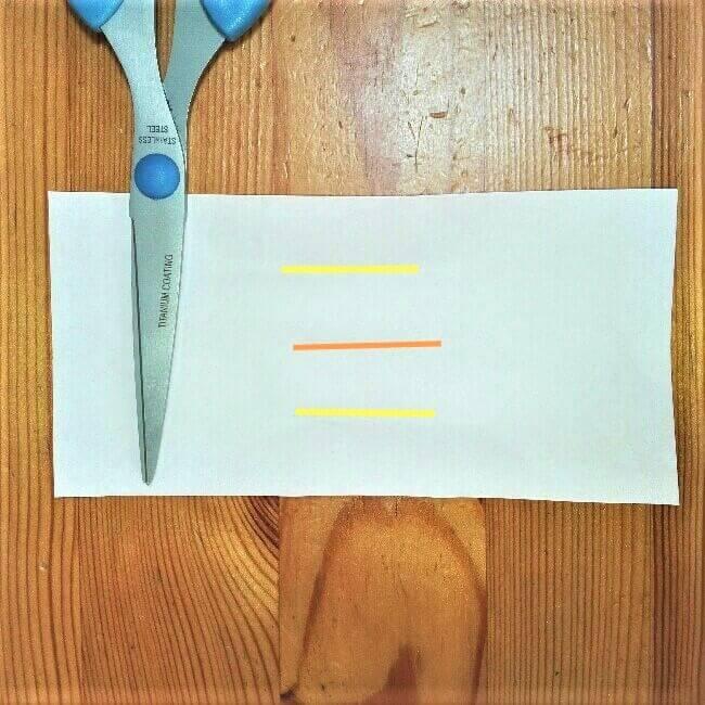 折り紙の折り方+消防車 7