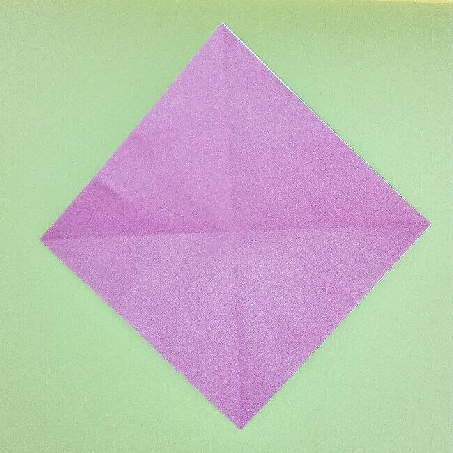 折り紙の折り方+盾 1