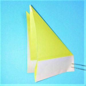 折り紙の折り方+寿司卵&エビ 11