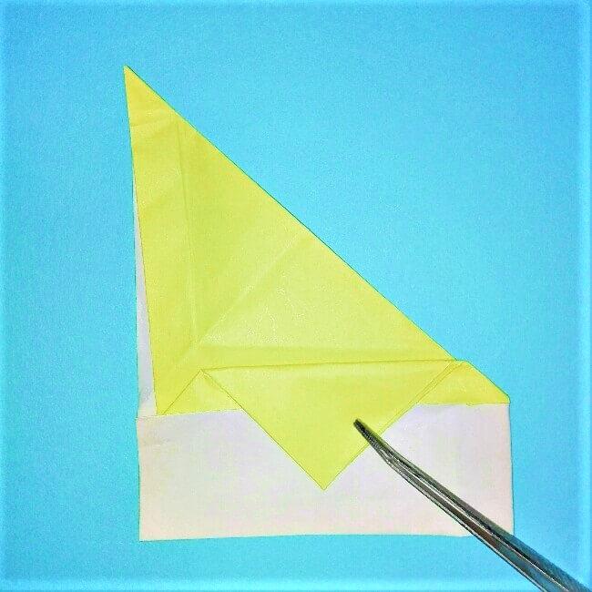 折り紙の折り方+寿司卵&エビ 14