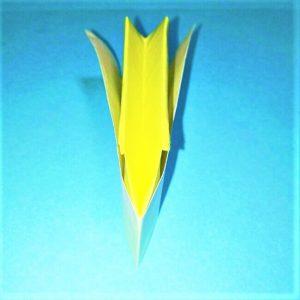 折り紙の折り方+寿司卵&エビ 18