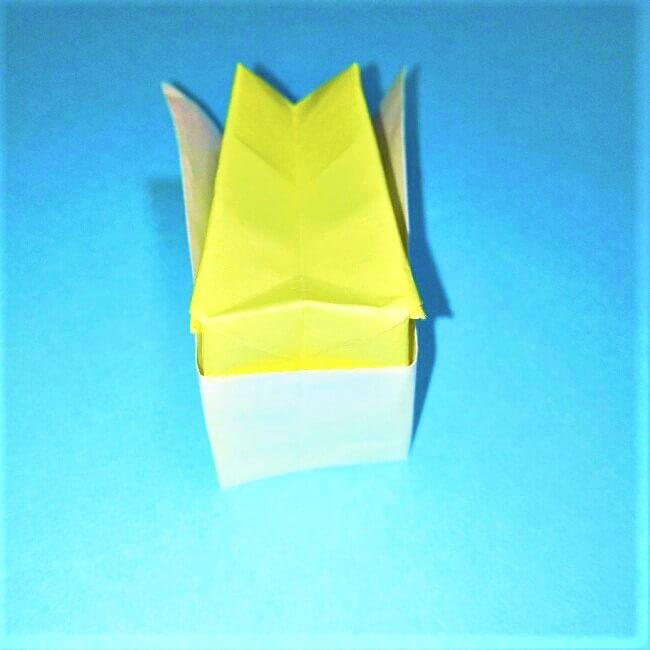 折り紙の折り方+寿司卵&エビ 19