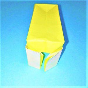 折り紙の折り方+寿司卵&エビ 20