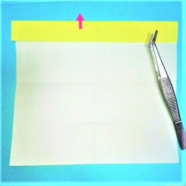 折り紙の折り方+寿司卵&エビ 3