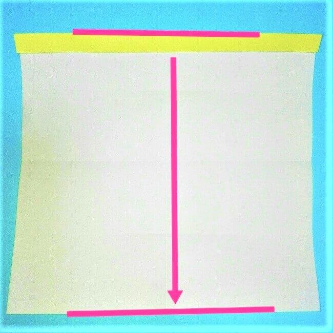 折り紙の折り方+寿司卵&エビ 4