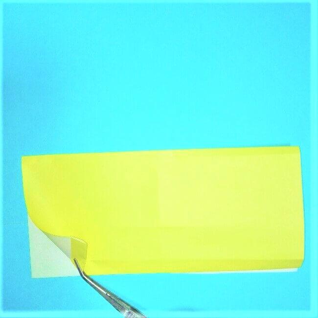 折り紙の折り方+寿司卵&エビ 5