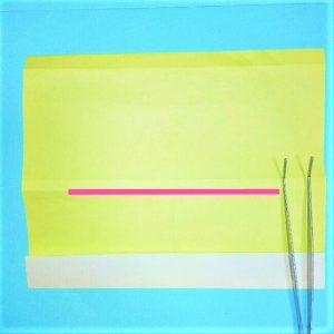 折り紙の折り方+寿司卵&エビ 7