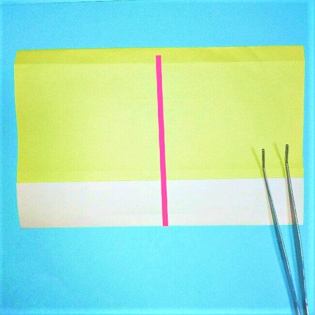 折り紙の折り方+寿司卵&エビ 8