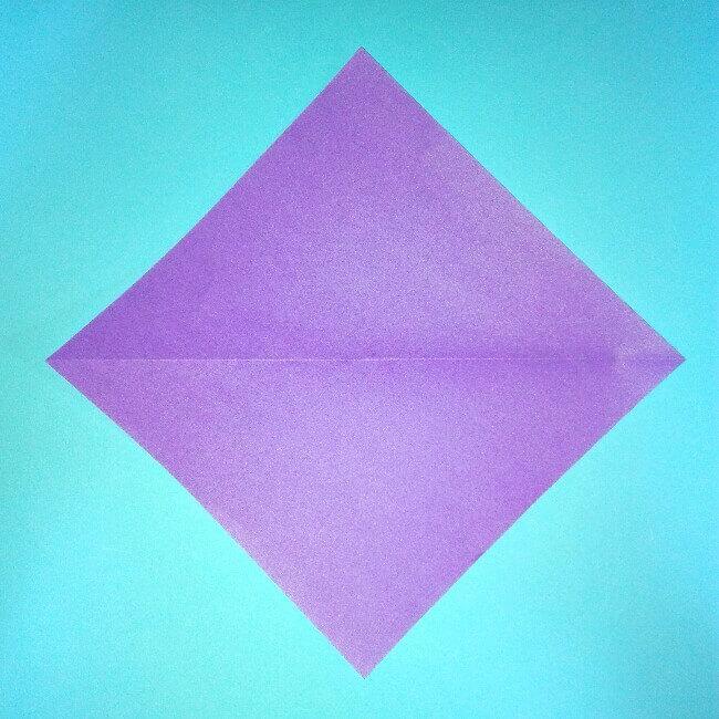 折り紙の折り方+ウィンドボート1