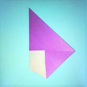 折り紙の折り方+ウィンドボート3