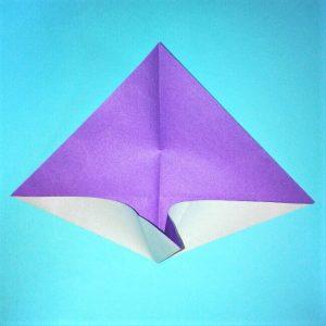 折り紙の折り方+ウィンドボート5-1