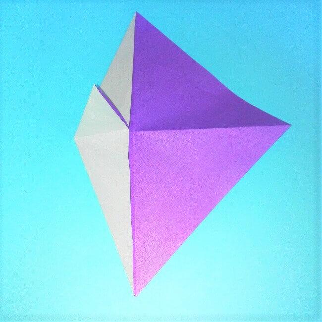 折り紙の折り方+ウィンドボート5-2