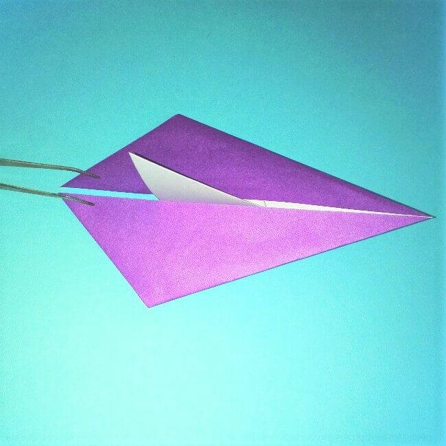 折り紙の折り方+ウィンドボート7-2