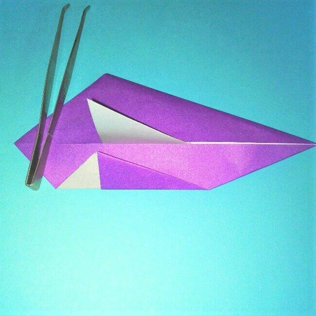 折り紙の折り方+ウィンドボート8-1
