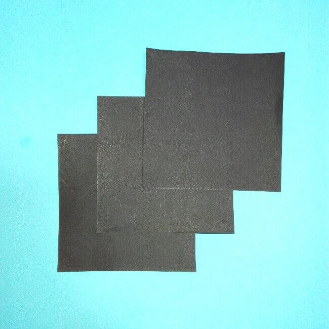 折り紙の折り方+カブトムシ(平面)2枚で簡単 10