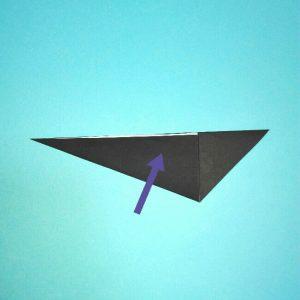 折り紙の折り方+カブトムシ(平面)2枚で簡単 12