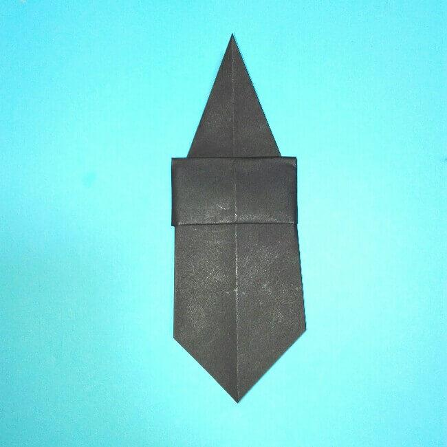 折り紙の折り方+カブトムシ(平面)2枚で簡単 8