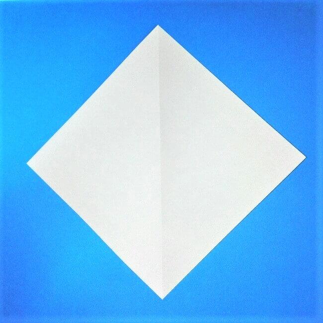 折り紙の折り方+コガネムシ 1