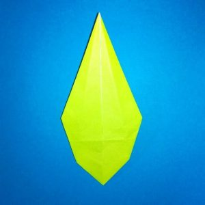 折り紙の折り方+コガネムシ 13