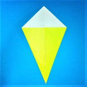 折り紙の折り方+コガネムシ 2