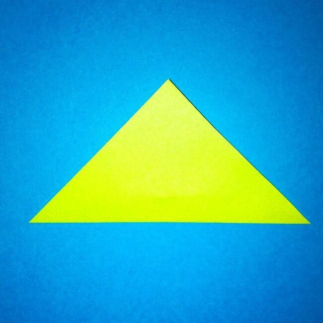 折り紙の折り方+コガネムシ 21