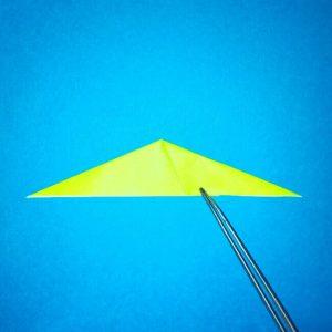 折り紙の折り方+コガネムシ 23