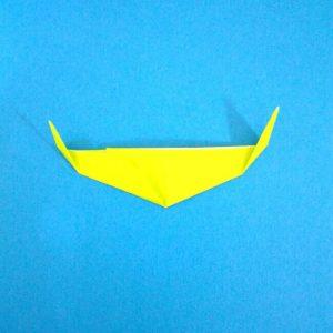 折り紙の折り方+コガネムシ 24