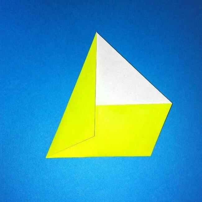 折り紙の折り方+コガネムシ 5