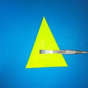折り紙の折り方+コガネムシ 6