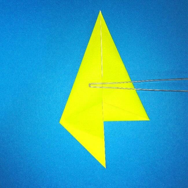 折り紙の折り方+コガネムシ 7-2