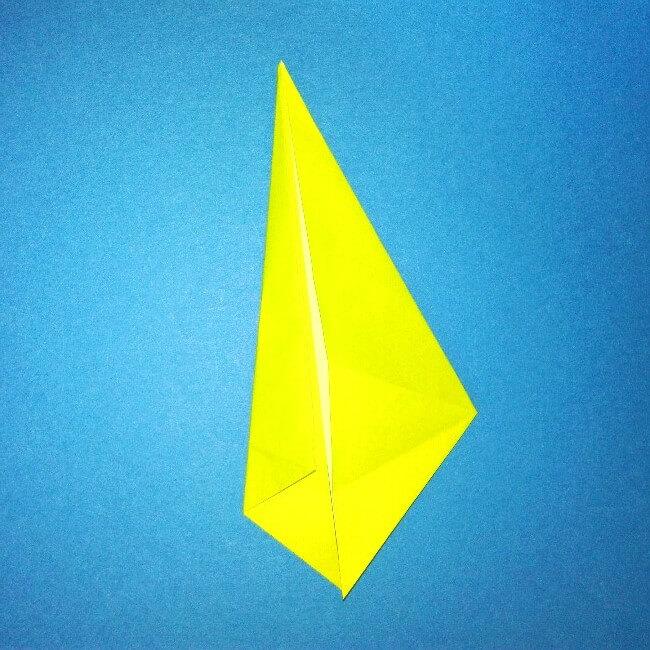 折り紙の折り方+コガネムシ 9