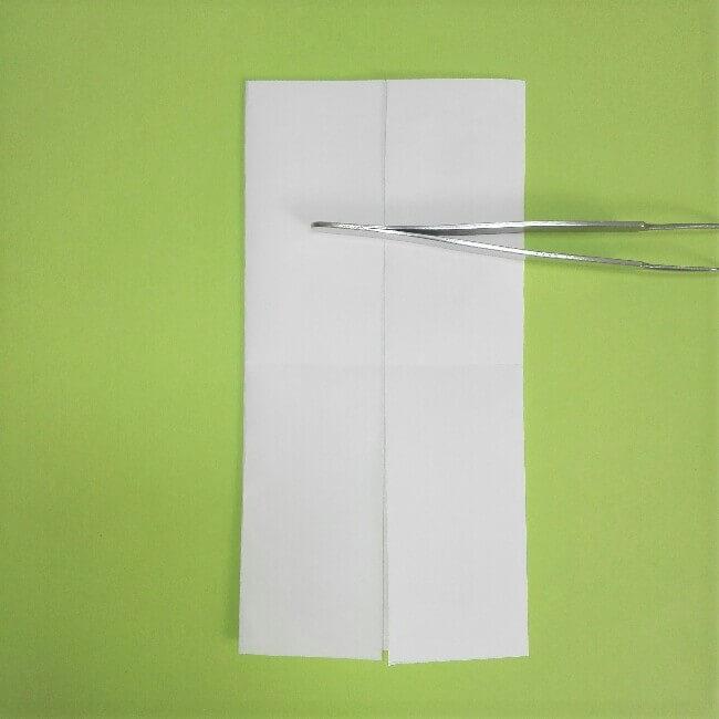 折り紙の折り方+ゴミ収集車(立体) 下2-1